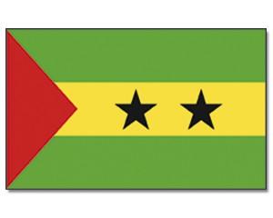 Sao Tome-Principe Flagge 90 x 150 cm