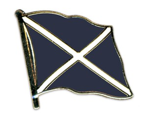 Schottland Pin Flaggenpin