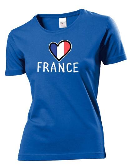 Damen T-shirt Motiv Herz