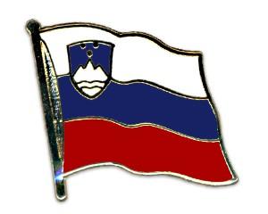 Slowenien Pin Flaggenpin