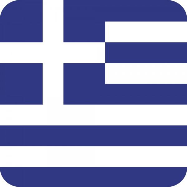 Getränke Untersetzer Griechenland 20 Stück