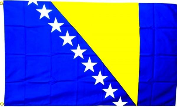 Bosnien-Herzogowina Flagge 90 x 150 cm