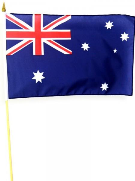 Australien Stockfahne 30cm x 45cm