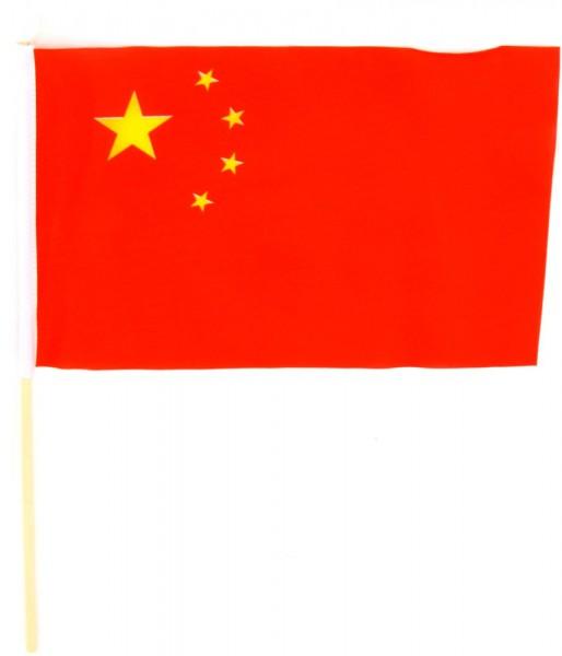 China Tischfahne 22,5x15cm