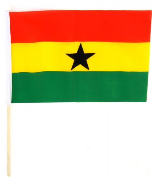 Ghana Tischfahne 22,5x15cm