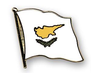 Zypern Pin Flaggenpin