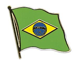 Brasilien Pin Flaggenpin