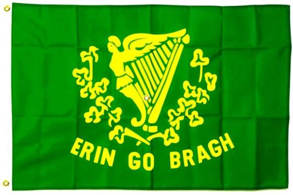 Erin go Bragh Flagge 90 x 150 cm