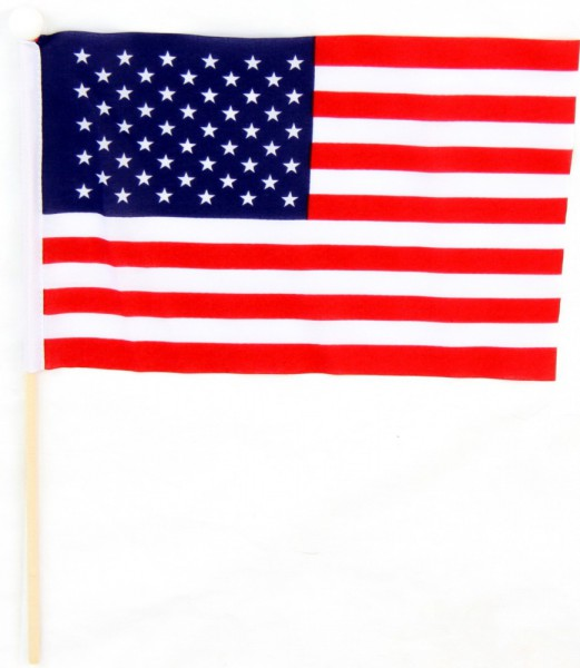 USA Tischfahne 22,5x15cm