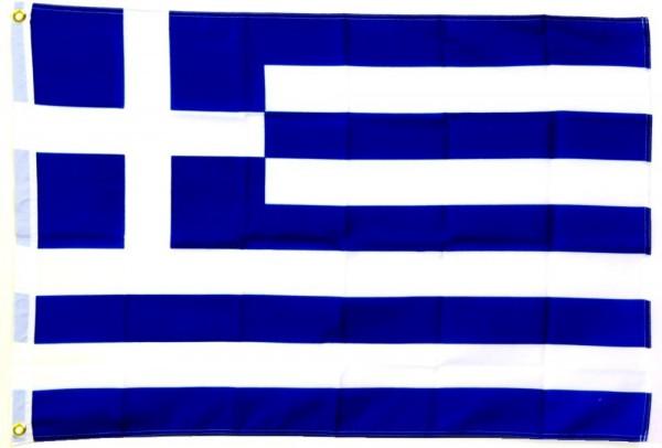 Griechenland Fahne/Flagge - 60cm x 90cm