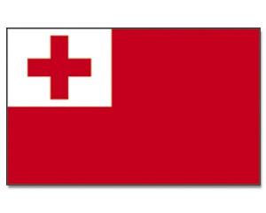 Tonga Flagge 90 x 150 cm