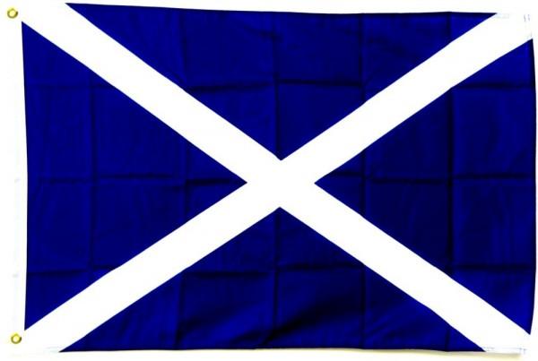 Schottlandflagge 90 x 150 cm