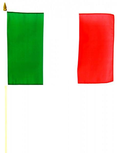 Italien Stockfahne 30 x 45cm