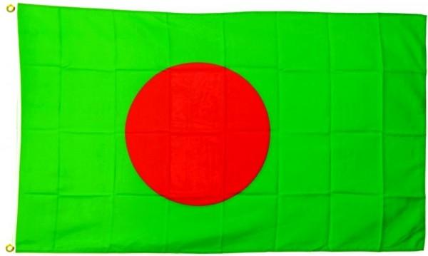 Bangladesch Flagge 90 x 150 cm