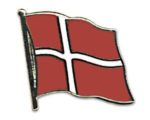 Dänemark Pin