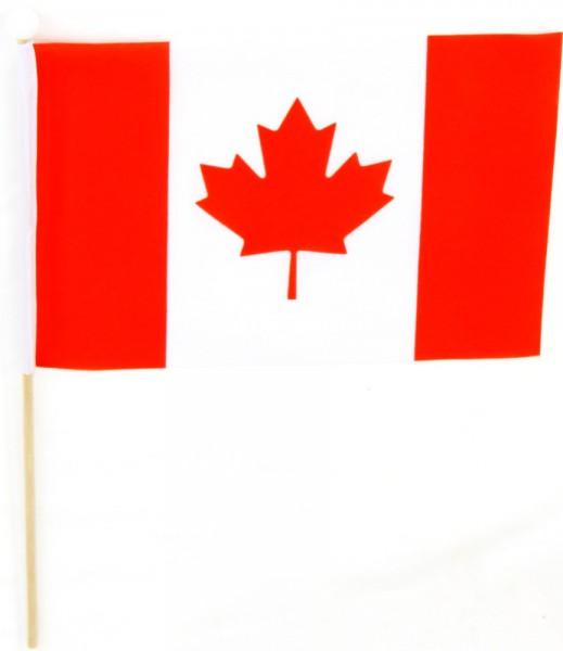 Kanada Tischfahne 22,5x15cm