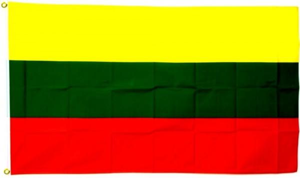 Litauenflagge 90 x 150 cm