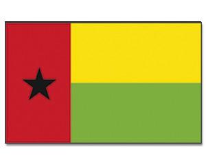 Guniea Bissau Flagge 90 x 150 cm