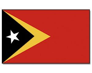 Timor-Leste Flagge 90 x 150 cm