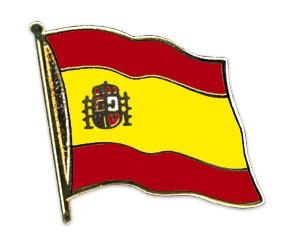 Spanien Pin Flaggenpin