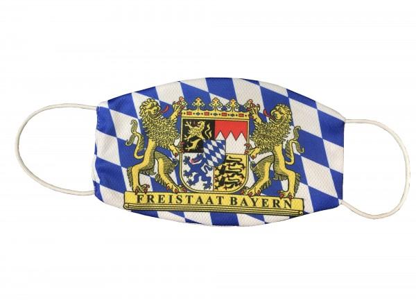 Bayerische Mund-Nasen-Maske