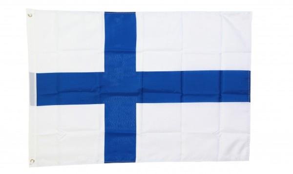 Finnland Flagge 90 x 150 cm