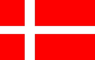 Dänemark Flagge 150x250cm
