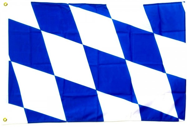 Bayern Flagge 90 x 150 cm Raute groß