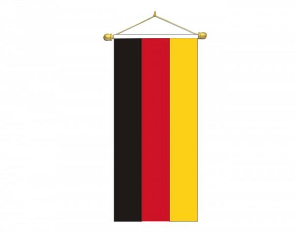 Deutschland Bannerfahne 90 x 200 cm