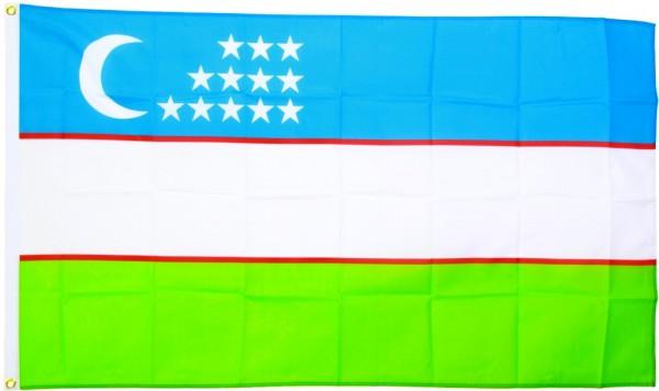 Usbekistan 90cm x 150cm