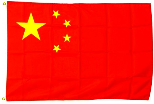 China Flagge 90 x 150 cm