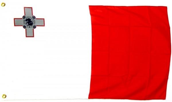 Maltaflagge 90 x 150 cm