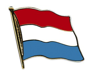 Luxemburg Pin Flaggenpin