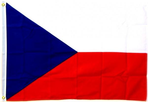 Tschechien Fahne/Flagge - 60cm x 90cm