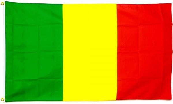 Mali Flagge 90 x 150 cm