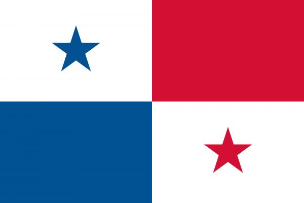 Panama Flagge 90 x 150 cm