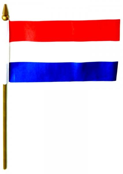 Niederlande Tischfahne 10x15cm