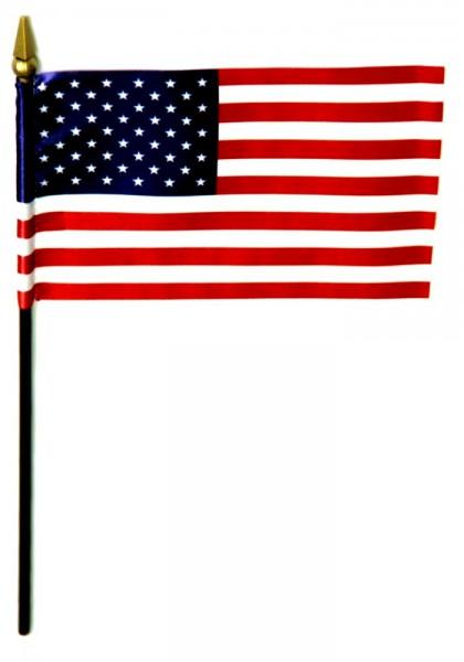 USA Tischfahne 10x15cm