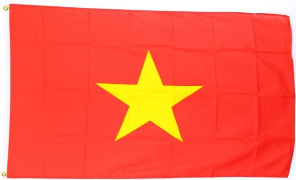 Vietnam Flagge 90 x 150 cm