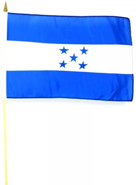 Honduras Stockfahne 30cm x 45 cm