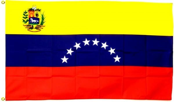 Venezuela Flagge 90 x 150 cm