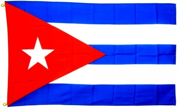 Kuba Flagge 90 x 150 cm