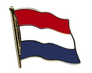 Niederlande Pin Flaggenpin