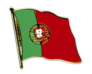Portugal Pin Flaggenpin