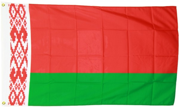 Weissrussland Fahne/Flagge - 60cm x 90cm