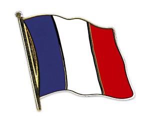 Frankreich Pin Flaggenpin