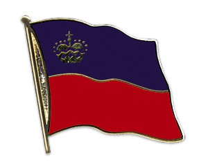 Liechtenstein Pin Flaggenpin