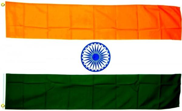 Indien Flagge 90 x 150 cm