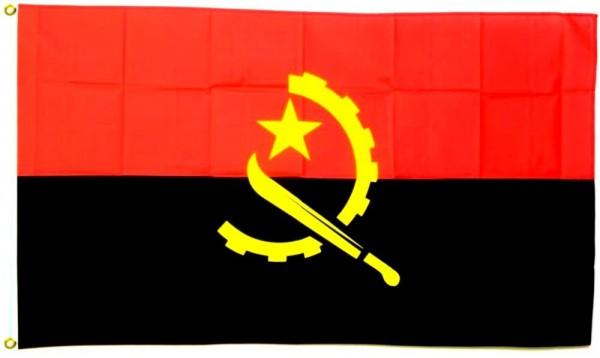 Angola Flagge 90 x 150 cm