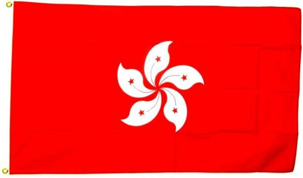 Hong Kong Flagge 90 x 150 cm
